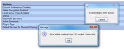 Înconjurăm SSL3 impus de Dell în DRAC folosind JAVA jre.