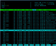 Hot-Monitoring sau cum repede de observat ce și cum funcționează în linux din consolă.