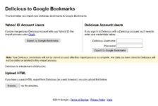 Google-bookmarks vs Chrome-bookmarks vs Firefox-bookmarks